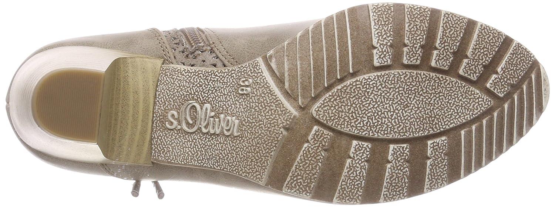 S.Oliver Damen 25308 Stiefeletten Stiefeletten 25308 Braun (Pepper Comb.) a6f489