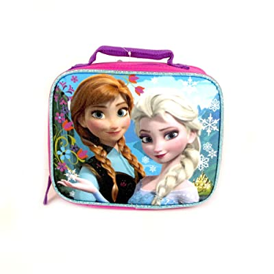 Disney FCCOR17ZA Frozen Lunch Kit, Pink: Kitchen & Dining