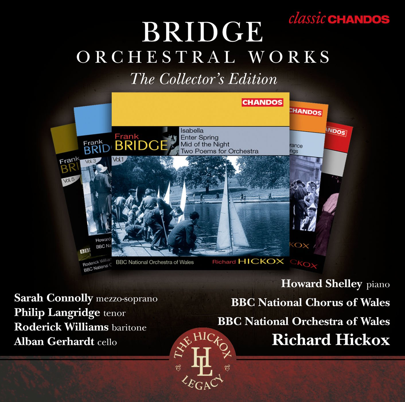 Bridge Orchestral Works - The Collector's Edition by 84