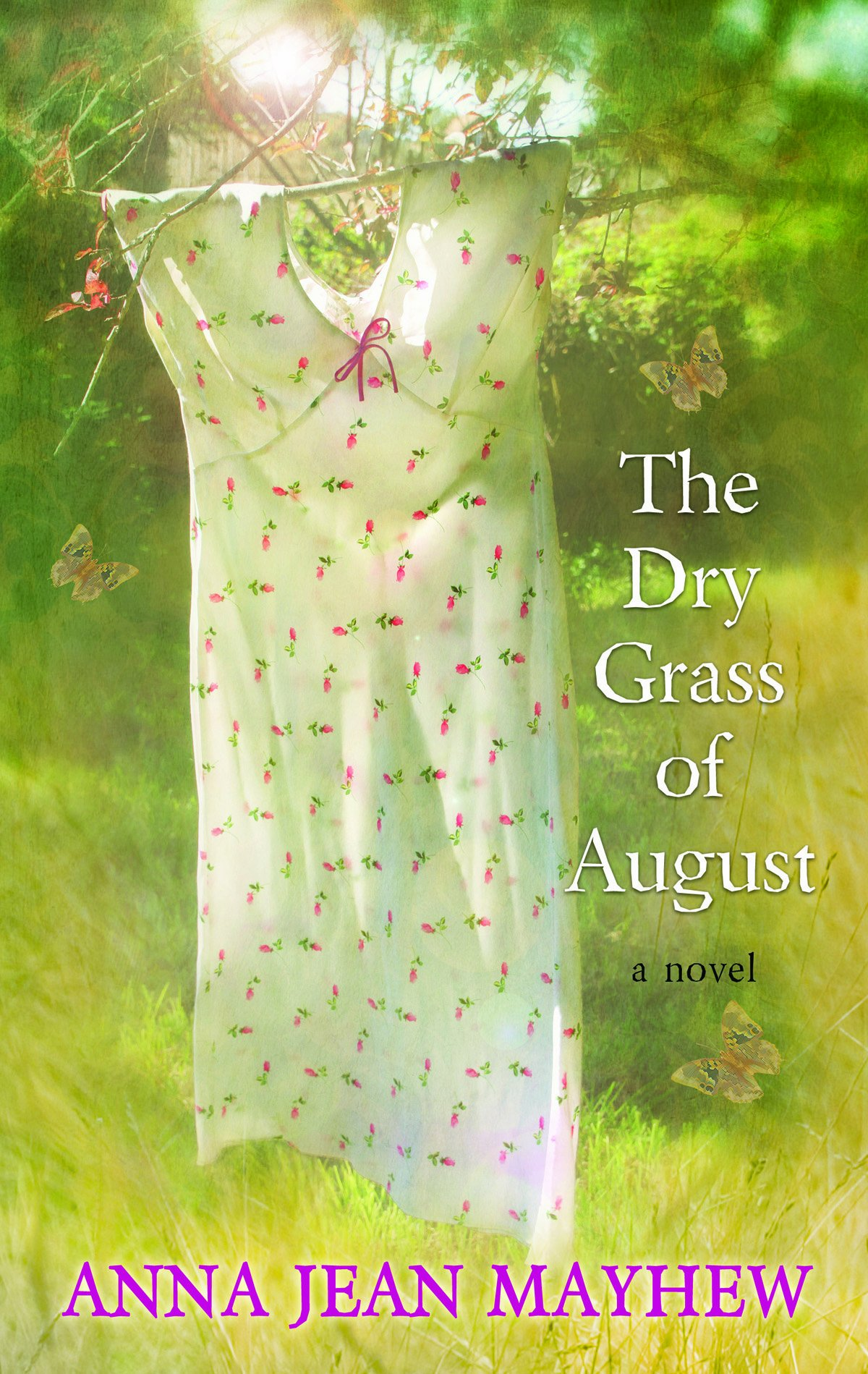 The Dry Grass of August (Platinum Readers Circle (Center Point)) pdf