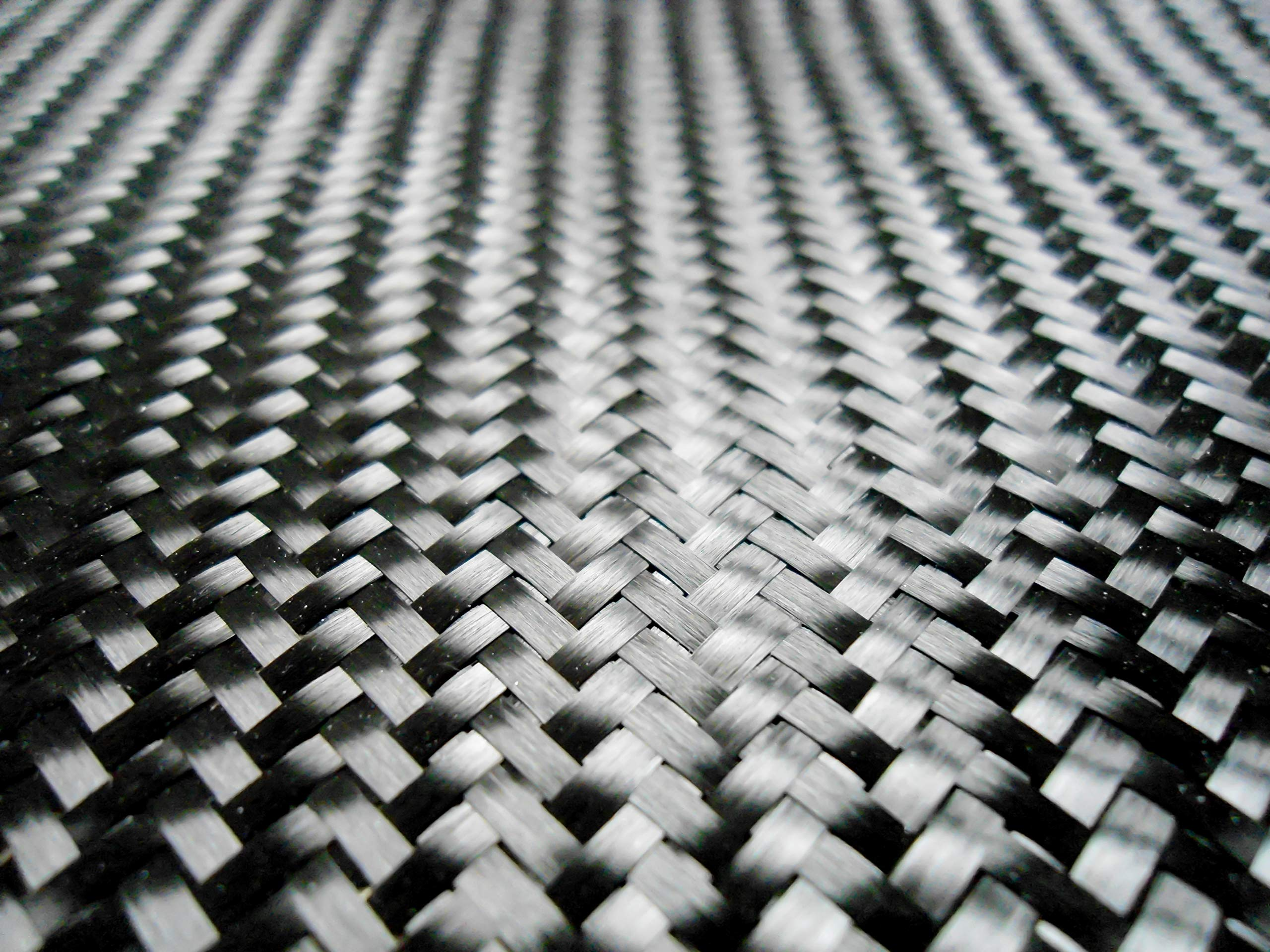 Carbon Fiber Fabric 6.2 oz 2x2 Twill x 50'' Wide - 10 Yard Long roll.