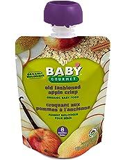 Baby Gourmet Old Fashon Apple Crisp, 12-Pack
