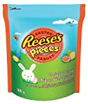 REESE PIECES Easter Chocolate Peanut Butter Candy, 900 Gram