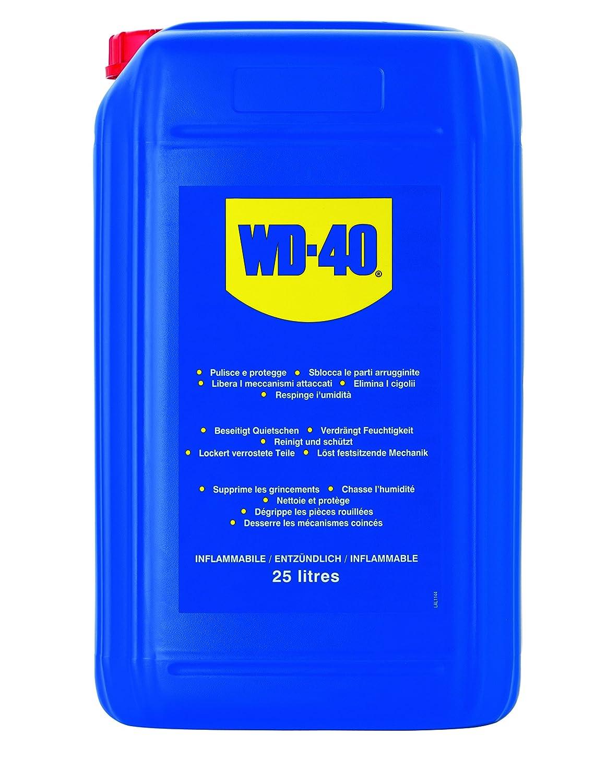 WD-40 Multifunktionsprodukt Grossgebinde Kanister, 25 l 49025/E
