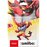 Nintendo Amiibo - Incineroar - Super Smash...