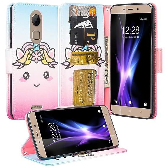 Amazoncom Coolpad Revvl Plus Case T Mobile Revvl Plus Wallet