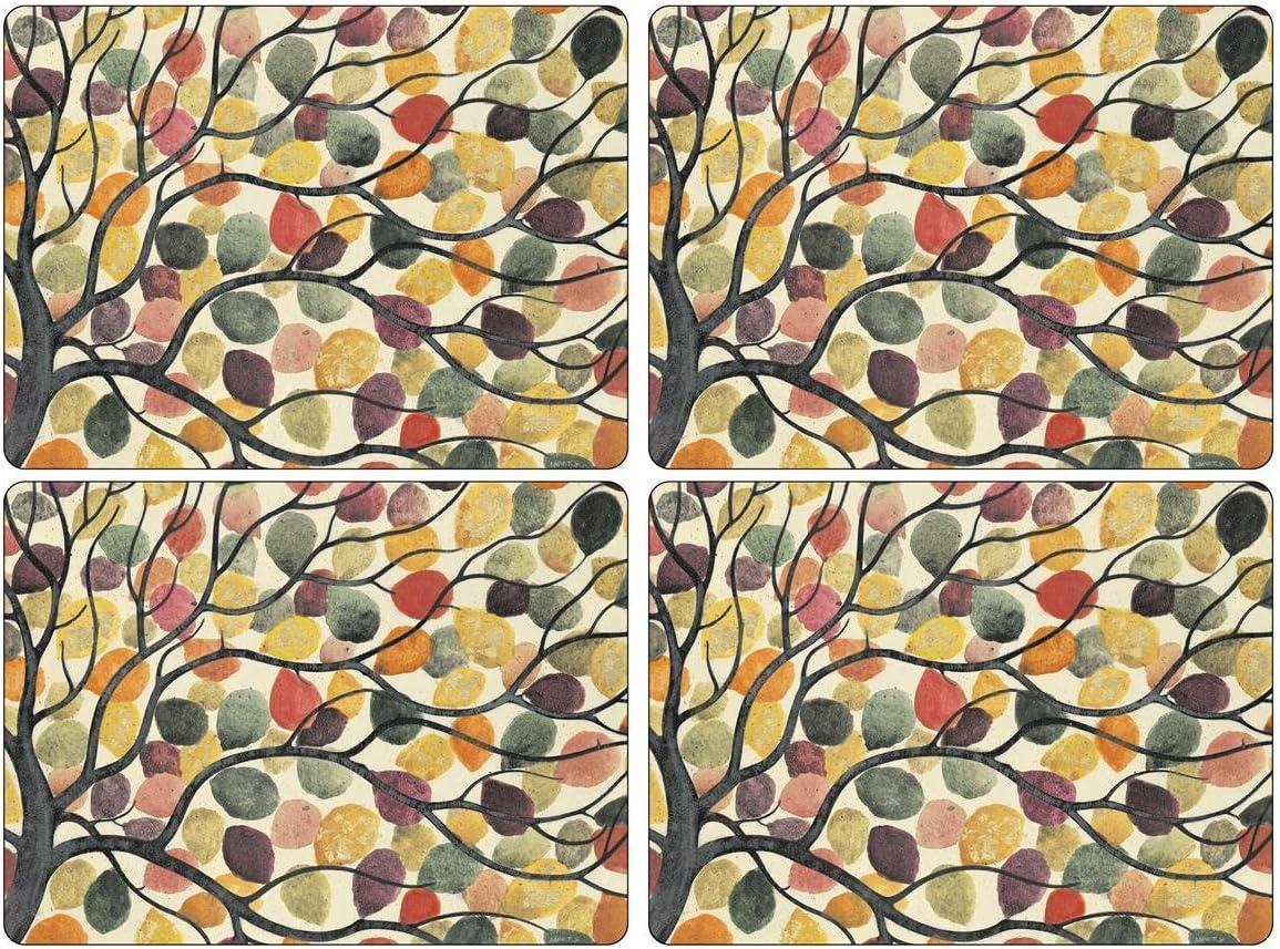 Pimpernel Dans Le Jardin Placemats and Coasters Set of 6 Classic Home Design