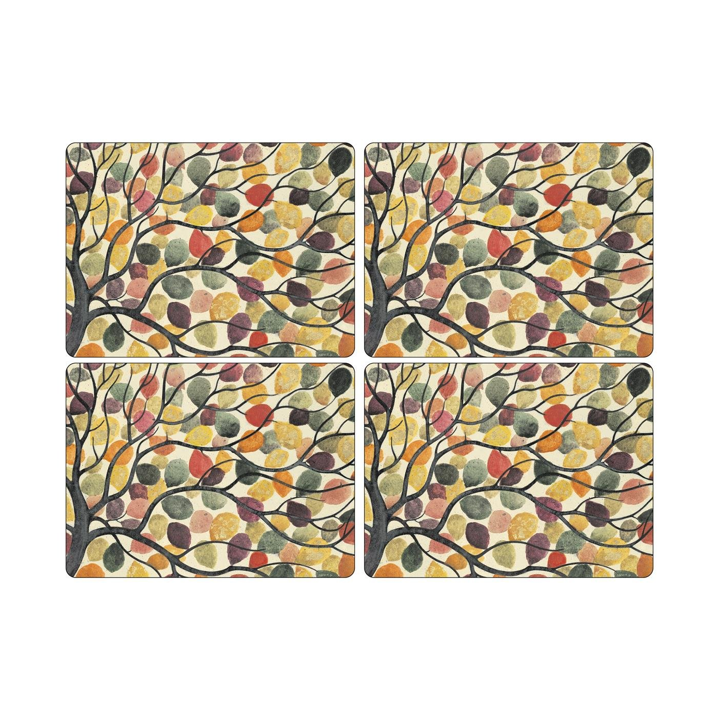 Pimpernel 2010648807 Placemats, Multicolor