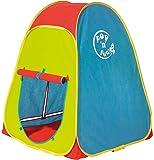Worlds Apart Pop-Up Tent - 90 cm x 75 cm x 75 cm