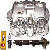 Amazon.com: TOP NOTCH PARTS REPLACEMENT CYLINDER HEAD POLISHED PORTS VALVE  COVER FOR 1999 2000 2001 2002 2003 2004 2005 2006 2007 2008 HONDA TRX400EX  TRX 400EX: Automotive | Trx400ex Engine Head Diagram |  | Amazon.com