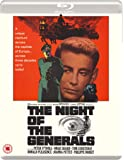 The Night Of The Generals (Eureka Classics) Blu