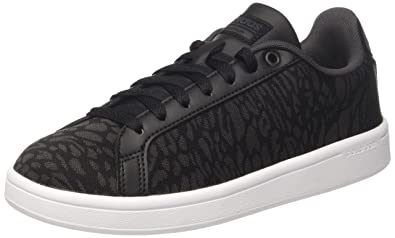 buy online e6916 85919 adidas Womens Cloudfoam Advantage Clean Trainers Core Utility US4.5 Black