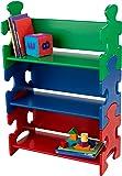 Kidkraft Puzzle Book Shelf - Primary