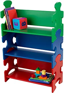 Perfect Kidkraft Puzzle Book Shelf   Primary