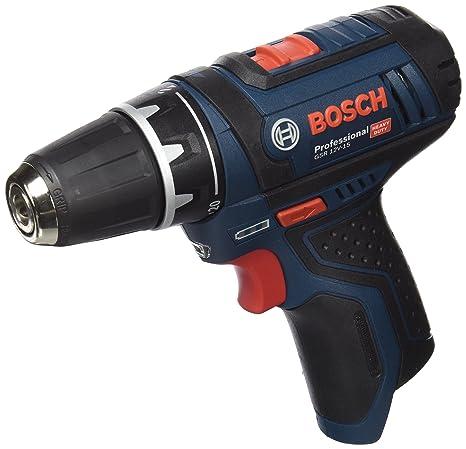 Bosch GSR 12V-15 Professional - Atornillador a batería sin batería ni cargador (12V)