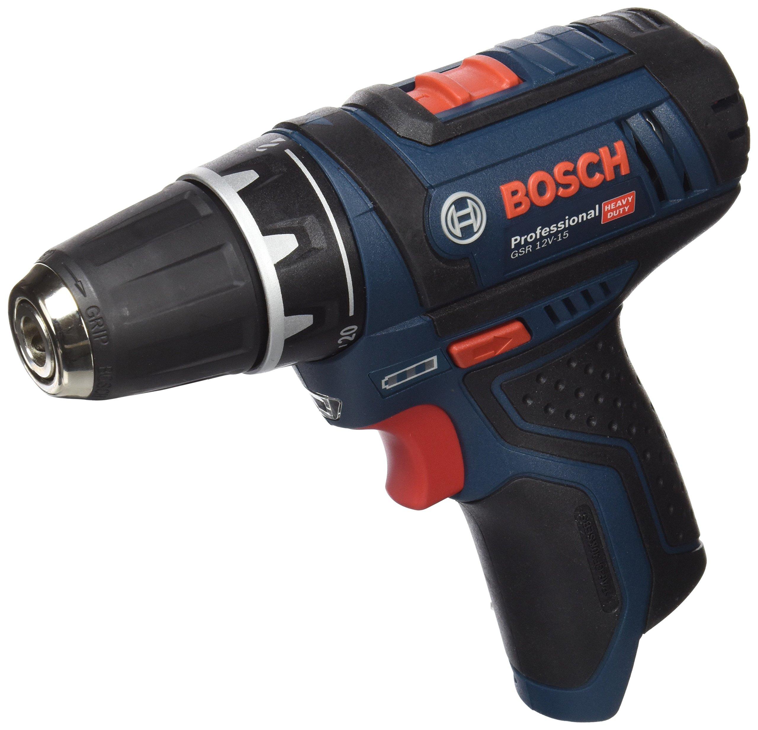 Bosch 0601868101 Perceuse sans fil 12 V (sans batterie ni chargeur) product image