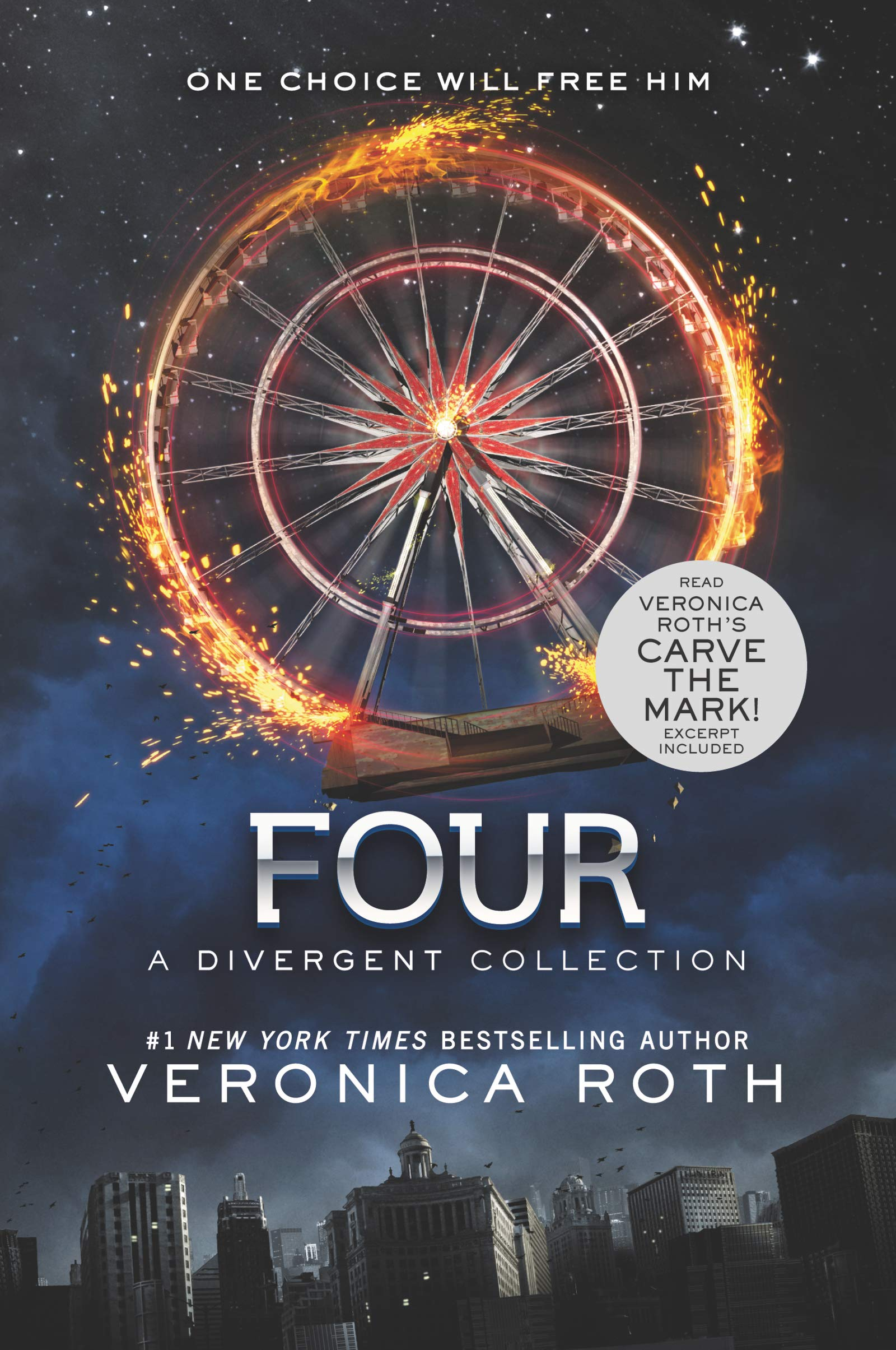 Amazon.com: Four: A Divergent Collection (Divergent Series Story)  (9780062421364): Roth, Veronica: Books