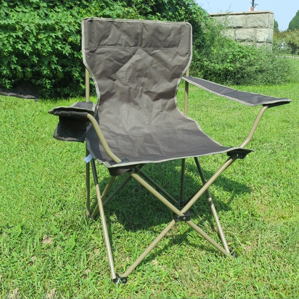 Amazon.com: Sillas portátil al aire libre camping silla ...