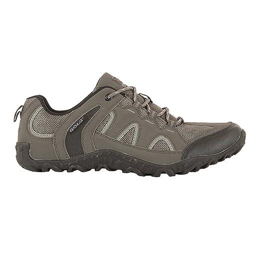 Mens Elias Lightweight Lace Up Walking Shoe
