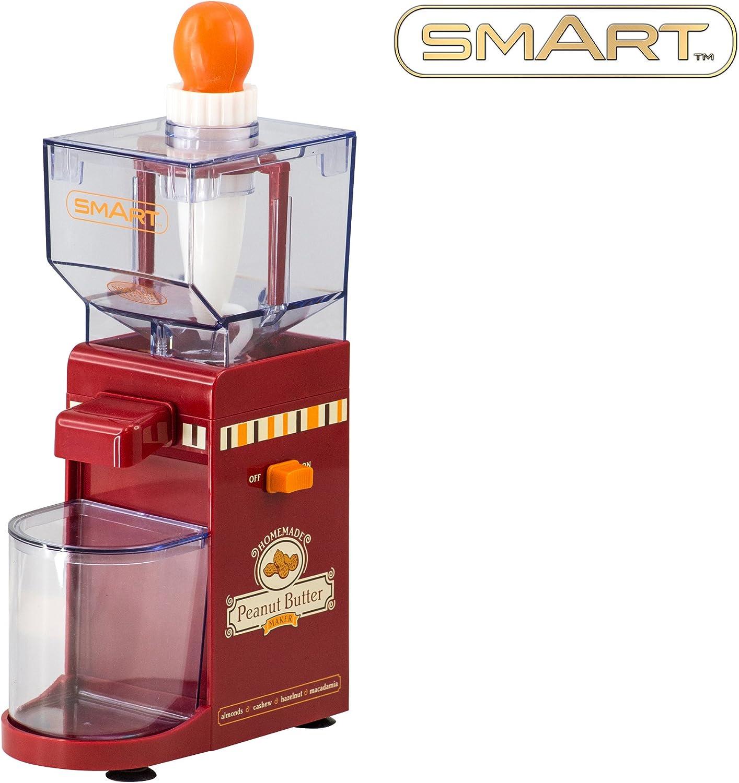 SMART Máquina para hacer mantequilla de cacahuete con jarra ...