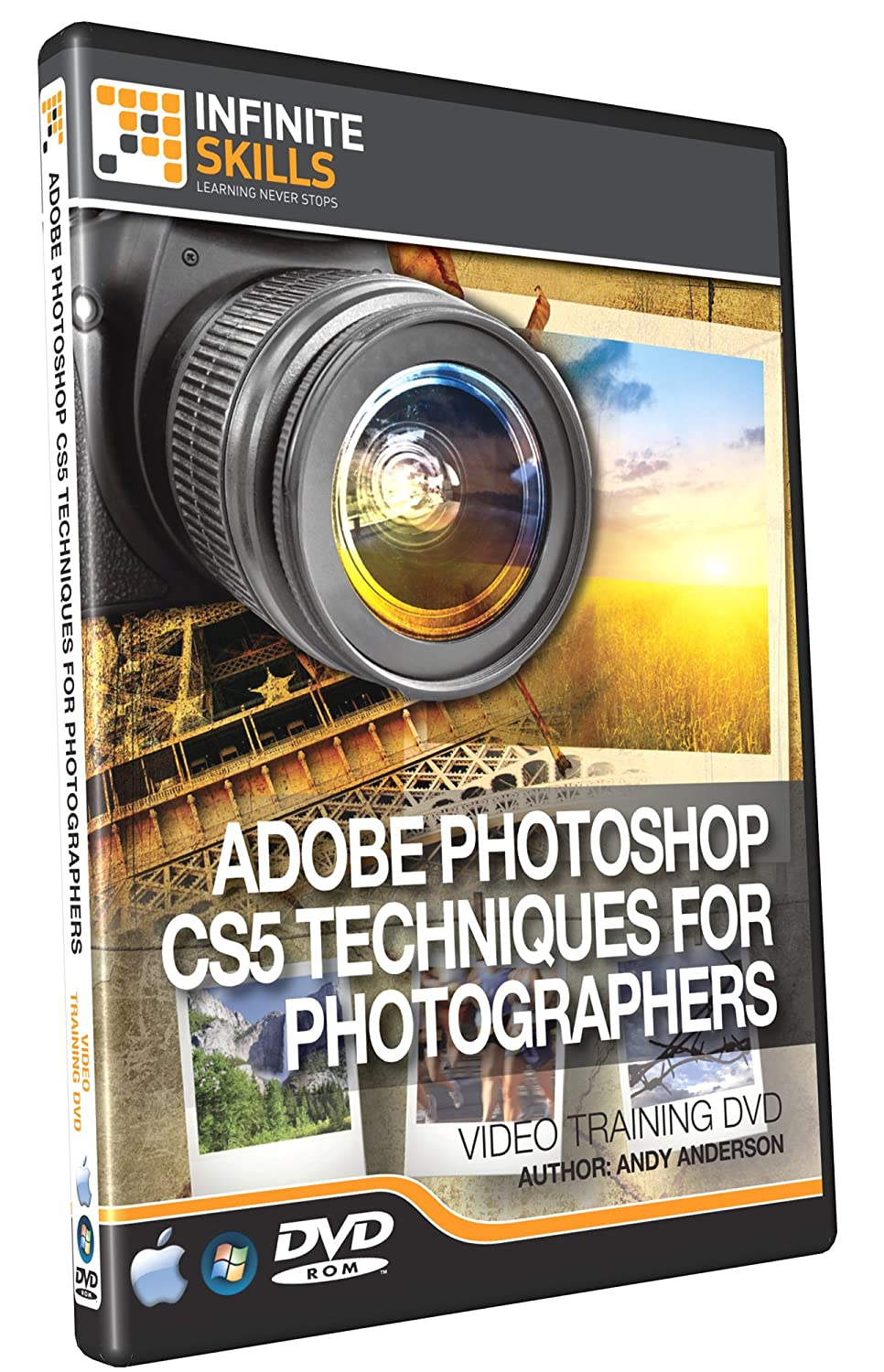 Amazon photographers photoshop tutorial video training dvd amazon photographers photoshop tutorial video training dvd cs4 and cs5 baditri Gallery