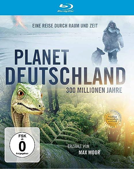 Planet Deutschland - 300 Millionen Jahre [Blu-ray]