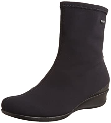ECCO Women's Abelone Short Boot,Black,36 EU/5-5.5 ...