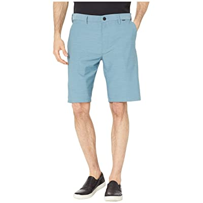 "Hurley Mens Dri Fit Cutback 21"" Walkshorts AJ6449: Clothing"