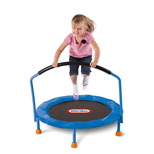 Little Tikes 3' Indoor Trampoline for Kids and toddlers