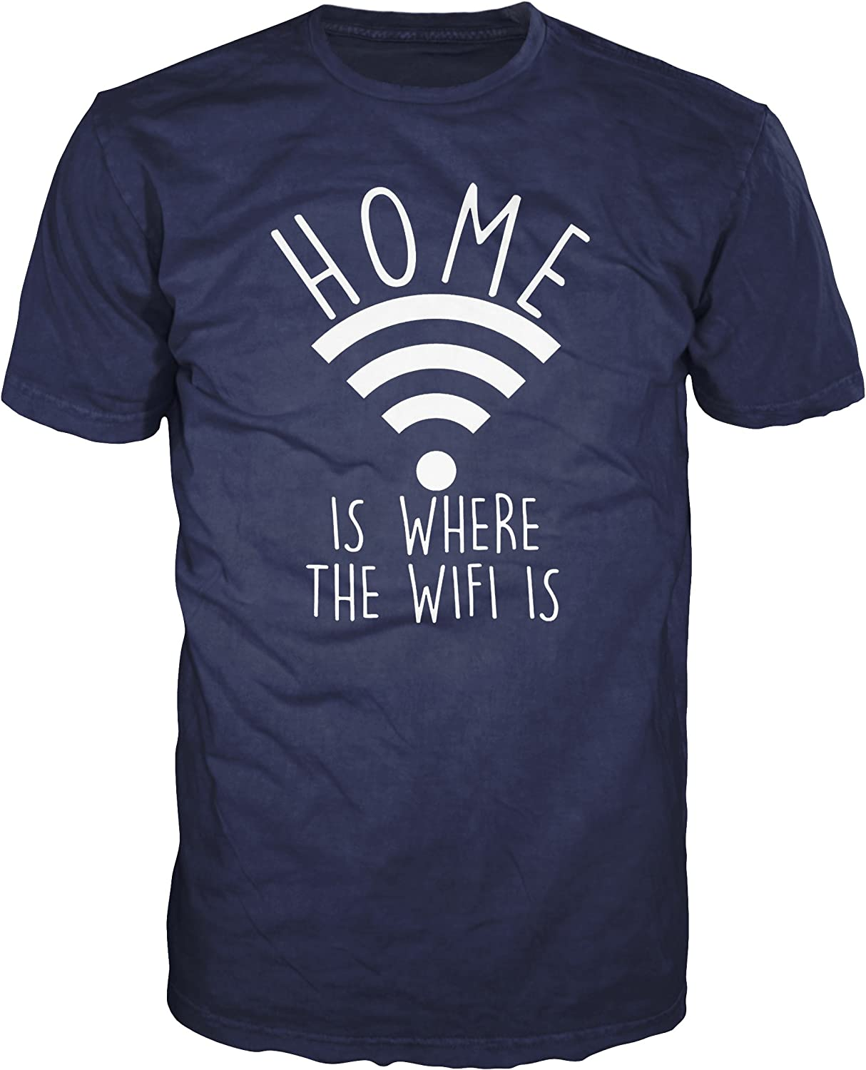 Dalesbury Home is Where WiFi is Funny T-Shirt