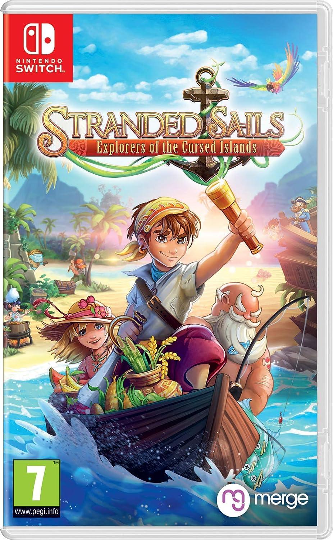 Stranded Sails: Amazon.es: Videojuegos