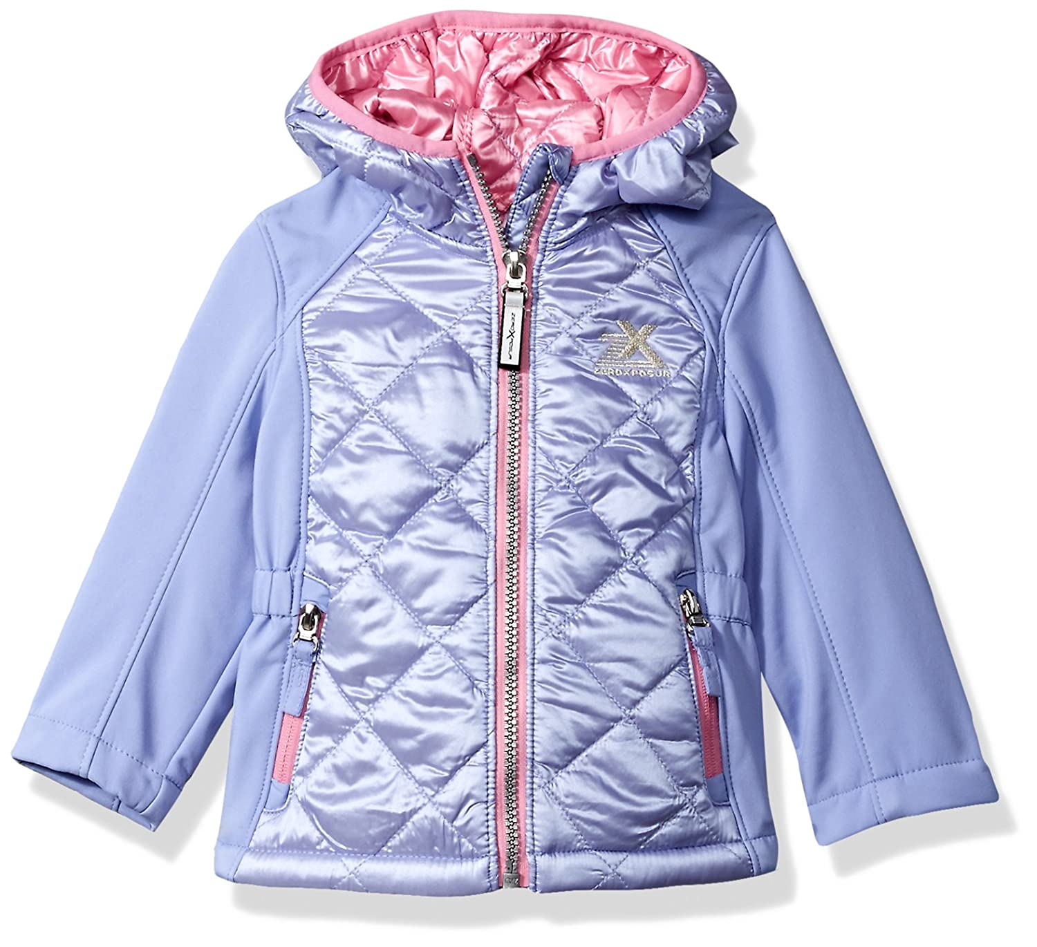 ZeroXposur Baby Girls Infant Eleanor Transitional Jacket