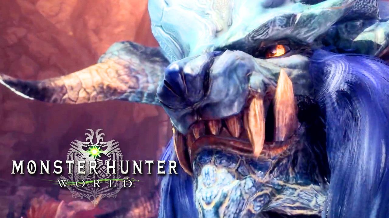 Monster Hunter: World – Lunastra Free Update Trailer