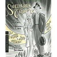 Criterion Collection: Sullivan's Travels  [Blu-ray] [Importado]