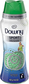 Downy Sport in-Wash Fresh Blossom Scent Booster Beads, 14.8 Ounce