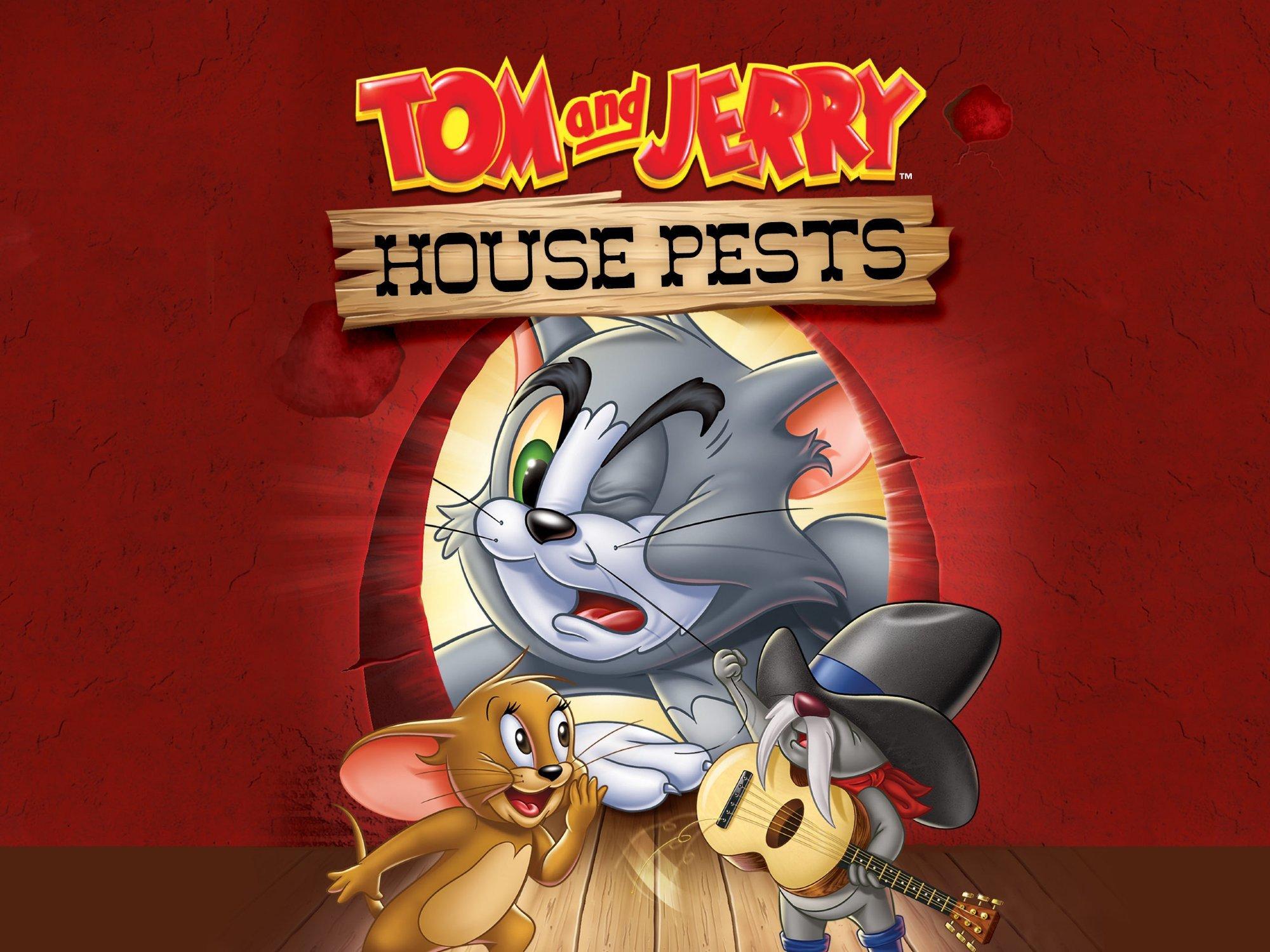 Τομ και Τζέρυ: Απρόσκλητοι Επισκέπτες / Tom and Jerry: House Pests (2013) online μεταγλωττισμένο