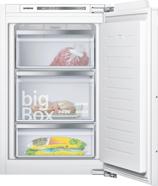 Siemens GI21VAD40 - Congelador (Vertical, 95 L, 12 kg/24h, SN-T, A ...