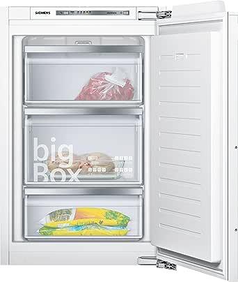 Siemens GI21VAD30 - Congelador (Vertical, 97 L, 8 kg/24h, SN-T, A ...