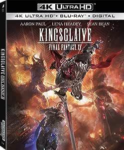 Kingsglaive: Final Fantasy XV [4K Ultra HD + Blu-ray + Digital]
