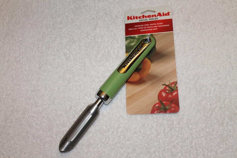 Lifetime Brands KitchenAid Swivel Peeler (Green Apple)