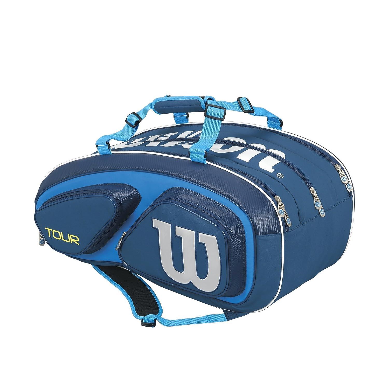 Wilson Tour V 15 Pack Bl, Mochila Unisex Adulto, Azul (Blue ...