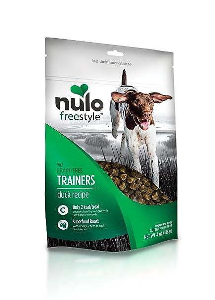 Amazon Com Nulo Freestyle Trainers Dog Treats Grain Free Dog