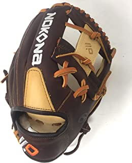 product image for Nokona Alpha S-1150I Baseball Glove 11.5 Right Hand Throw
