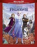 Frozen 2 3D [Blu-ray] [2019] [Region Free] UK IMPORT