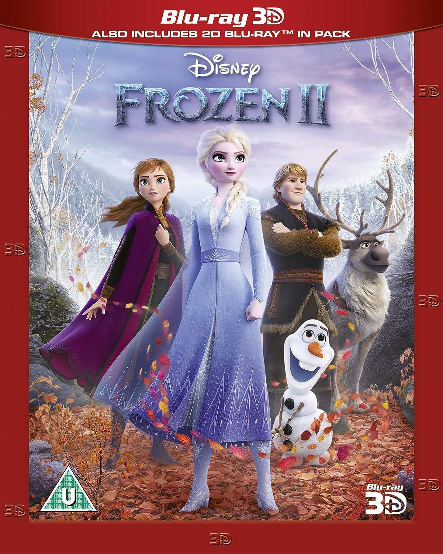 FROZEN 2 [Italia] [Blu-ray]: Amazon.es: Cine y Series TV