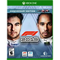 F1 2019 Anniversary Edition - Limited Edition - Xbox One
