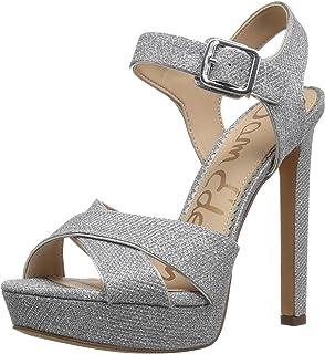 39a04719bd12 Amazon.com  Sam Edelman Women s Jerin Heeled Sandal  Shoes