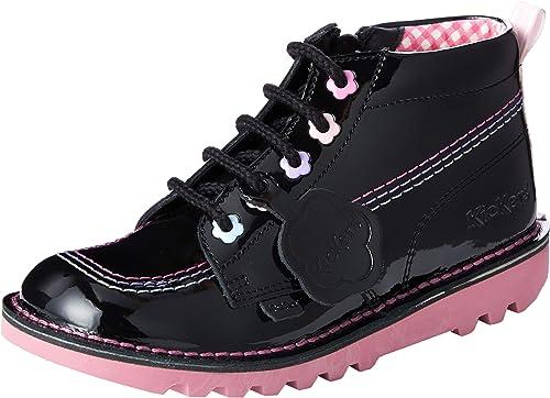 Kick Hi Fleur Ankle Boots