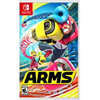 Nintendo HACPAABQA ARMS, Switch