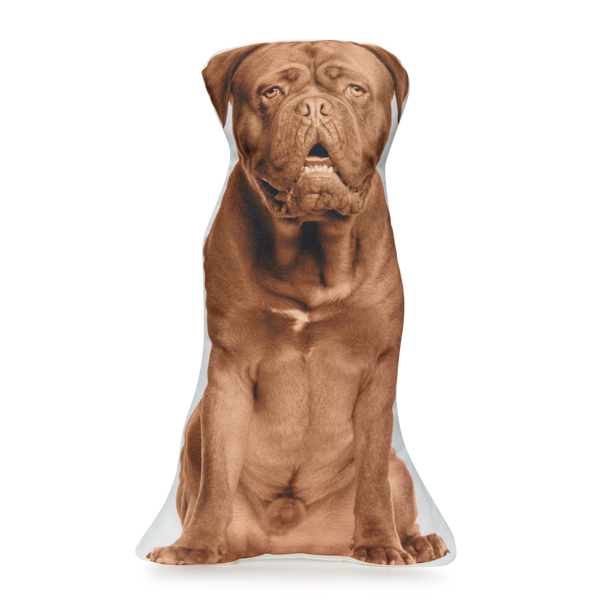 Cushion Co - Dogue de Bordeaux Dog Pillow 16'' x 12''